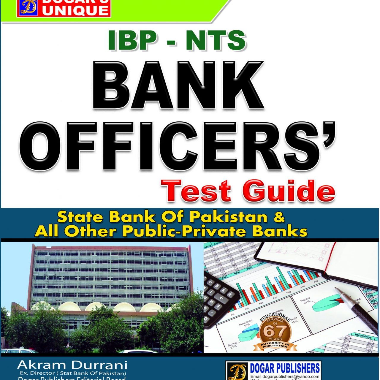 Bank Officers Test Guide